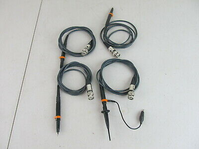 Qty4 Leader Lp-16a Oscilloscope Probe 20 Mhz X1x10