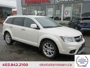 2014 Dodge Journey R/T 7 PASSENGER, HEATED LEATHER