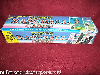 1989 TOPPS BASEBALL SET XMAS version 792 CARDS RANDY  BIGGIO RC @ $14.95 - Baseball Christmas