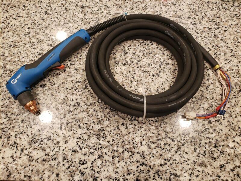 Miller XT40 Plasma Hand Torch w/12ft Leads (249951) NEW OPEN BOX DEAL! SHIPS FST