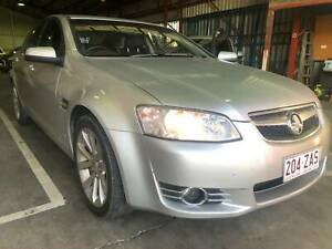 2012 Holden VEII Commodore EQUIPE Automatic Sedan Eagle Farm Brisbane North East Preview
