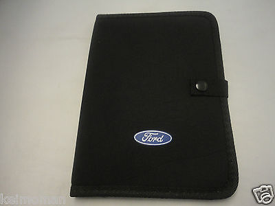 Genuine Ford Document Wallet  *From Ford Main Dealer* New & Sealed