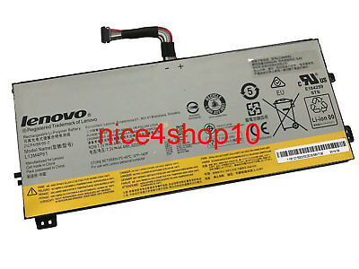 "L13M4P61 Genuine Battery For Lenovo ThinkPad Edge 15 80H1 15.6"" Series L13L4P61"