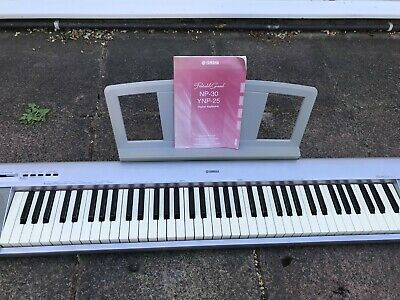 76-key Portable Grand Piano Style Keyboard, Yamaha, Great Condition,Graded Touch