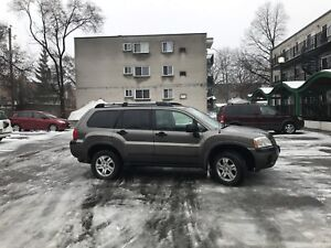 Mitsubishi Endeavor 2004, cheap car, winter car, voiture fiable