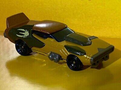Star Wars - Hot Wheels Loose - Mandalorian Car