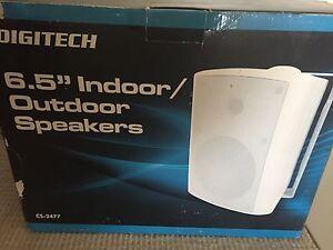 """Digitech 6.5"""" indoor/outdoor speakers Heathwood Brisbane South West Preview"""