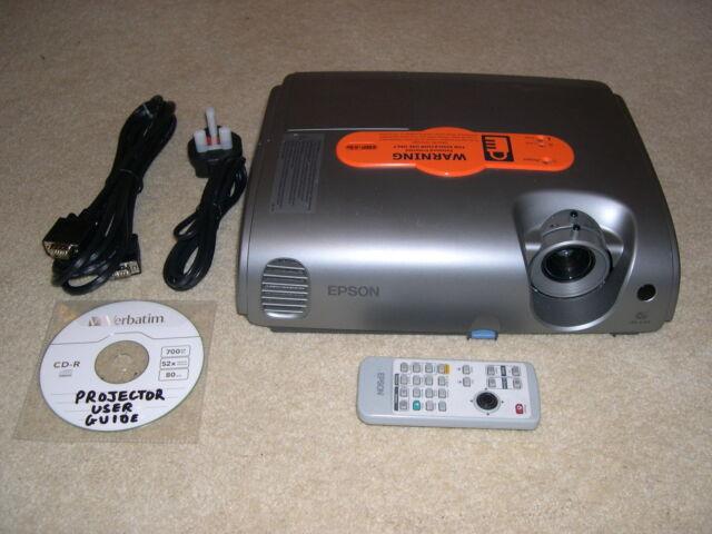 Epson EMP-X3e XGA LCD Projector Data/Video/HDTV/HD-Ready Powerlite Projector