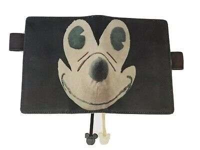 Hobonichi Techo 2014 Disney Vintage Mickey Mouse Cover A6 Planner Us Seller Htf