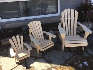 Muskoka furniture