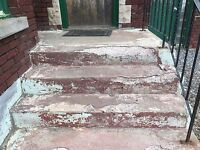 Looking for Pricing to repair stairs