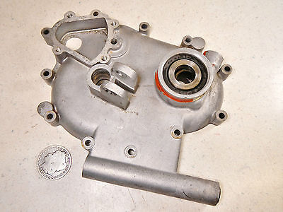 71 MOTO GUZZI AMBASSADOR 750 TRANSMISSION GEAR BOX REAR COVER
