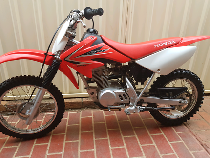 Crf80 2011model