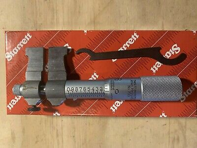 Starrett 700b 1-2 Inside Micrometer Calipers.  .001  Used