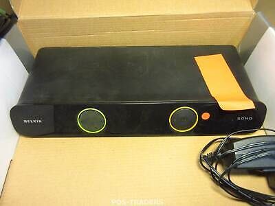 Belkin F1DS102J SOHO 2-Port KVM Switch PS/2 USB IN, PS/2 and USB OUT - INCL PSU