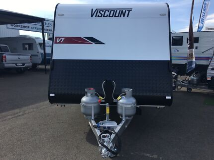 * * Brand NEW * * 17'6 Viscount V1Caravan with Ensuite North St Marys Penrith Area Preview