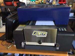 DTG Kiosk Garment Printer T-shirt Canvas Printing Business Glendenning Blacktown Area Preview