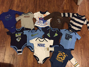 Boys clothing lot 3-6 months
