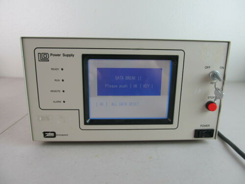 Unitac NUWD2625 Universal type LD Power Supply 24V 6-120A Pulsed / 26V 2-25A CW