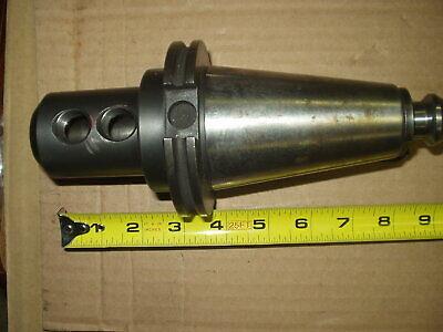 """ERI America CV50-EM0437-8.00 7//16/"""" End Mill Holder 8/"""" Long CAT50"""