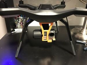 3DR solo GoPro clip rotated