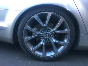 VF Commodore SSV 19inch wheels Greenacre Bankstown Area Preview