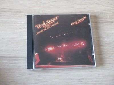 Nine Tonight von Bob & The Silver Bullet Band Seger (1999) CD