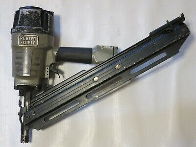 Porter Cable Fc350 2-3 12 30-34 Clipped Head Air Pneumatic Framing Nailer