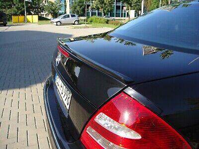 Mercedes-Benz W211 Spoiler Heckspoiler Spoilerlippe lackiert - versch. Farben
