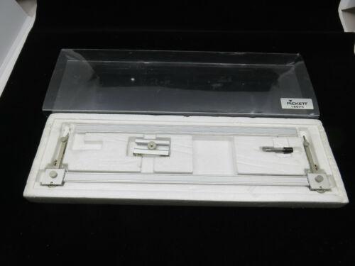 Vintage PICKETT # 1507N Beam Compass Drafting Mechanical Drawing Tool, all Metal