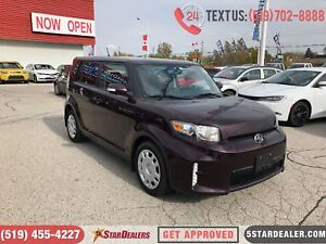 2015 Scion xB | CAM