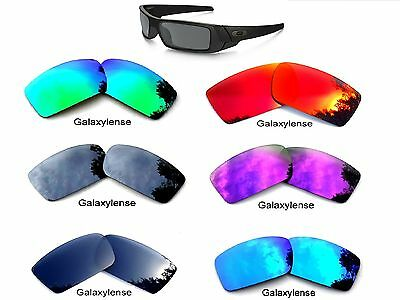 Galaxy Replacement Lens For Oakley Gascan S Small 55MM Sunglasses (Oakley Gascan S Lenses)