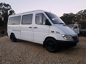Mercedes Sprinter Campervan. Glen Huntly Glen Eira Area Preview