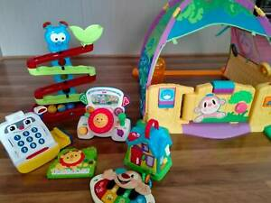 Quality toys - Fisher rice, Playskool, Kidstuff