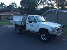 Toyota Hilux 4x4 Elanora Gold Coast South Preview