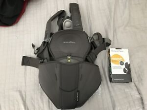 MAMAS & PAPAS MORPH  BABY CARRIER  + raincover & windshield