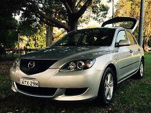 2005 Mazda Mazda3 hatch Oatlands Parramatta Area Preview