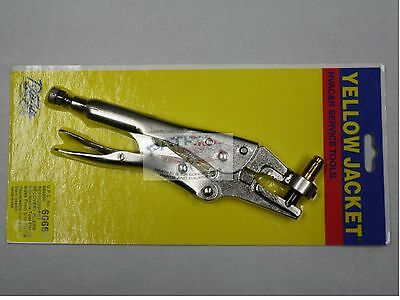 Yellow Jacket 60667 Refrigerant Recovery Pliers Fits Sizes From 316 To 78