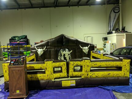 Melbourne Mechanical bull for hire