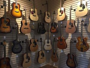 HUGE Selection of Acoustic Guitars