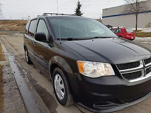 2012 Dodge Grand Caravan - Stow N Go
