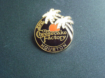Cheesecake Factory Houston Opening Team 1995 Old Pin