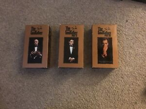 Godfather Movies VHS