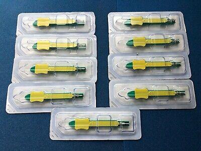 Covidien Gia Loading Unit 80mm-4.8mm Lot Of 9 Ref Gia8048l