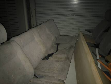 VW Kombi Transporter T4 Van Rear Bench Seat