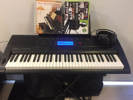 Casio CTK-5000 Piano Keyboard