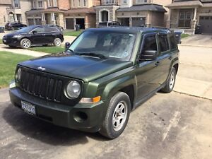 2007 JEEP PATRIOT IN AMAZING CONDITION
