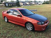 2004 Ford BA Falcon XR6 Auto Sedan Kellyville The Hills District Preview