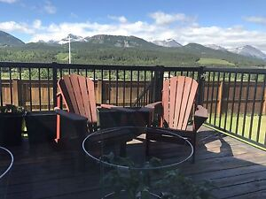 Crowsnest Pass Condo for Rent