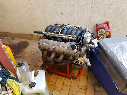 Ls2 6l80e engine and gearbox